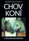 Chov koní v Česloslovensku obálka knihy