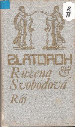 Ráj - výbor z povídek obálka knihy