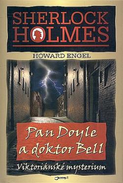 Pan Doyle a doktor Bell obálka knihy