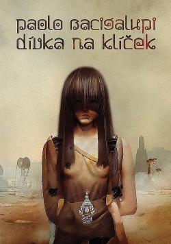 Dívka na klíček obálka knihy