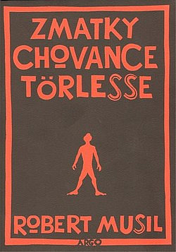 Zmatky chovance Törlesse obálka knihy