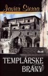 Templárske brány obálka knihy
