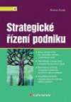 Strategické řízení podniku obálka knihy