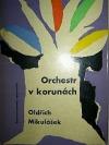 Orchestr v korunách obálka knihy