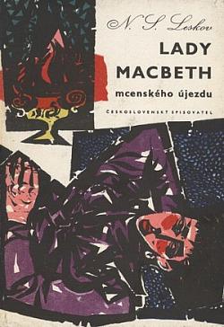 Lady Macbeth mcenského újezdu obálka knihy