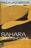 Sahara všedního dne obálka knihy