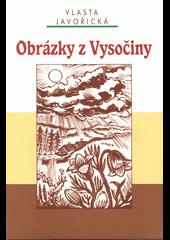 Obrázky z Vysočiny obálka knihy