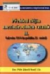 Přehled dějin mezinárodních vztahů - II.