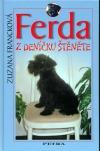 Ferda - z deníčku štěnětě obálka knihy