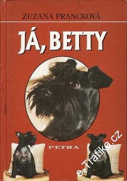Já, Betty obálka knihy