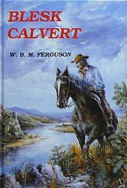 Blesk Calvert obálka knihy
