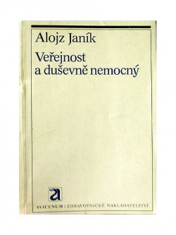 Veřejnost a duševně nemocný obálka knihy