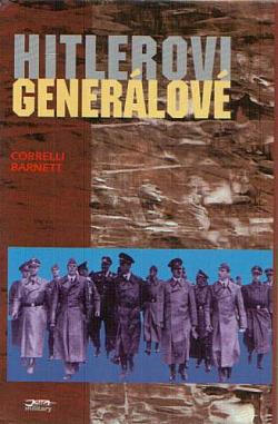 Hitlerovi generálové obálka knihy