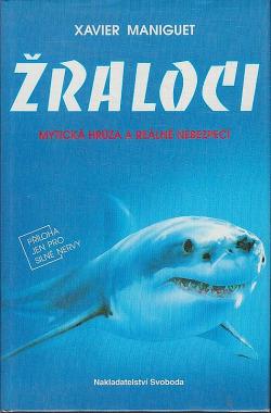 Žraloci obálka knihy