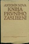 Kniha prvního zaslíbení obálka knihy
