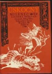 Úskočný milenec - Talianske renesančné novely obálka knihy