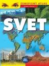 Svet - zemepisný atlas
