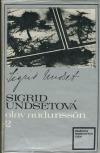 Olav Audunsson 2 obálka knihy