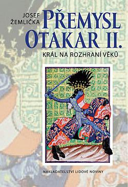 Přemysl Otakar II. obálka knihy