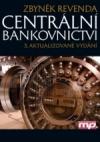 Centrální bankovnictví obálka knihy