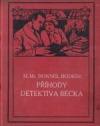 Příhody detektiva Becka obálka knihy