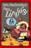 Paní Láryfáry obálka knihy