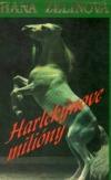Harlekýnove milióny obálka knihy