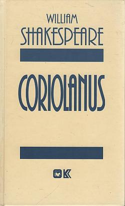 Coriolanus obálka knihy