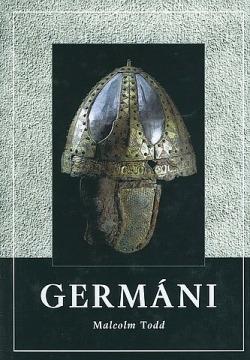Germáni obálka knihy