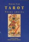 Tarot - Velká Arkána obálka knihy