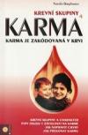Krevní skupiny a karma obálka knihy