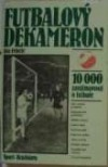 Futbalový dekameron obálka knihy