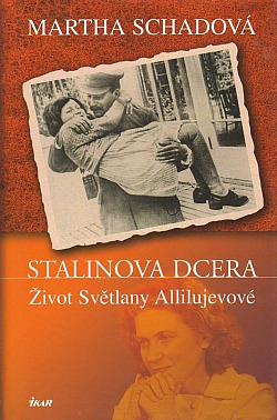 Stalinova dcera obálka knihy