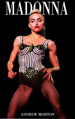 Madonna obálka knihy