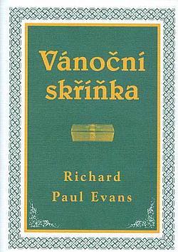 Vánoční skříňka obálka knihy