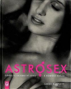 Astrosex obálka knihy