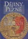 Dějiny Plzně v datech obálka knihy