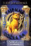 Tajemná kočka Ka a Egyptská bohyně obálka knihy