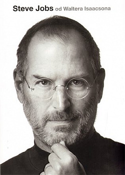 Steve Jobs obálka knihy