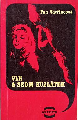 Vlk a sedm kůzlátek obálka knihy