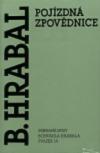 Pojízdná zpovědnice obálka knihy