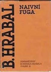 Naivní fuga obálka knihy