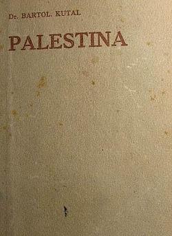 Palestina: Historicko-náboženství obraz minulosti a přítomnosti Palestiny obálka knihy