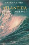 Atlantida - předpotopní svět obálka knihy