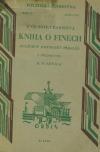 Kniha o Finech – Kulturně historický přehled obálka knihy