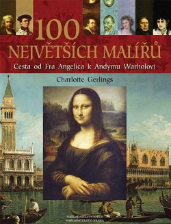 100 největších malířů obálka knihy