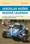 Jaroslav Hošek – Modrá legenda obálka knihy