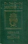 Herbář neboli Bylinář I.