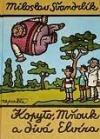 Kopyto, Mňouk a divá Elvíra obálka knihy