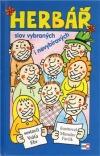 Herbář slov vybraných i nevybíravých obálka knihy